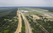 Szymany: Budowa drogi dojazdowej i torów do lotniska