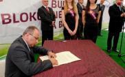 Ruszyła budowa bloku na biomasę w Elblągu