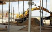 Modlin: Film z budowy portu lotniczego