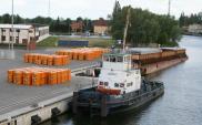 Port Elbląg ze spadkiem przeładunków w 2017 roku