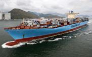 Maersk Group z małym zyskiem w 2015 roku