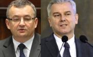 Grabarczyk vs Adamczyk: Starcie ministrów