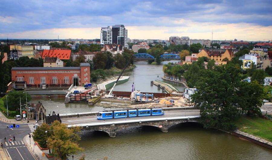 Wrocław ogłasza kolejny przetarg na przebudowę Mostów Pomorskich