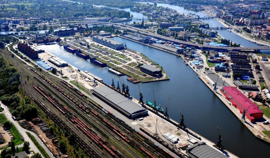 PKP PLK ogłasza przetarg na poprawę dostępu do portów w Szczecinie i Świnoujściu