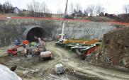 Tunel na Zakopiance budowany dokładniej niż po austriacku