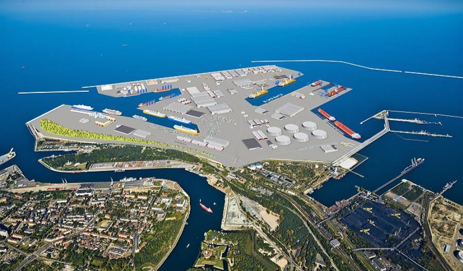 MGMiŻŚ: Program Rozwoju Portów Morskich do 2030 r. wkrótce na Stałym Komitecie RM