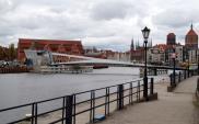 Gdańsk: Kładka na wyspę Ołowiankę nabiera kształtów