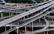 W Chinach otwarto najbardziej pogmatwany węzeł drogowy na świecie