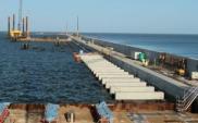 Calbud: Trwają prace przy terminalu LNG w Świnoujściu