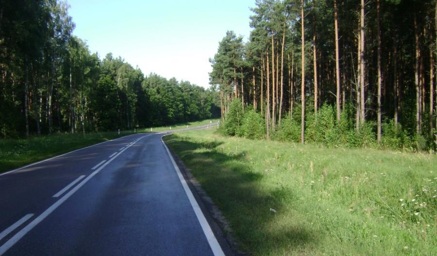 Warmia i Mazury: Droga nr 58 Szczytno – Olszyny będzie rozbudowana
