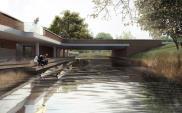 Olsztyn: Wstrzymane prace przy przebudowie mostu nad Łyną