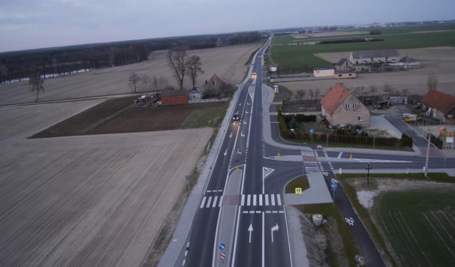 Wielkopolskie: Dojazd do Kalisza od strony północnej będzie rozbudowany