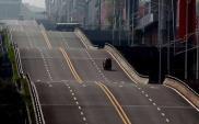 W Chinach powstała mocno pofalowaną drogę