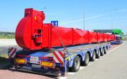 Pekaes rusza z transportem ponadgabarytów