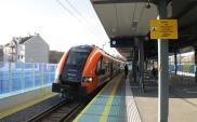 Regularne pociągi kursują po nowej krakowskiej łącznicy [zdjęcia]