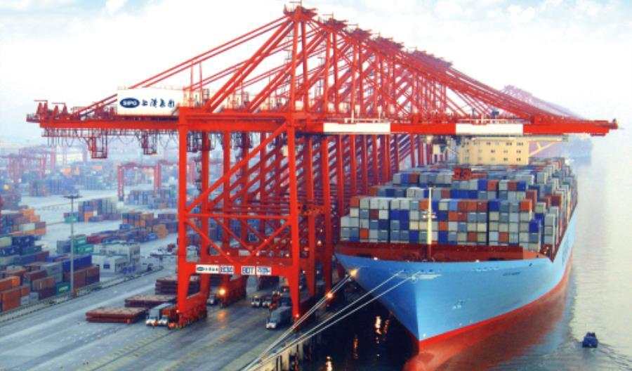Szanghaj pnie się w zestawieniu najważniejszych portów świata