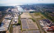 Port Gdynia z planami na nowy terminal intermodalny