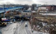 Kraków: Nocne prace przy wiadukcie nad Prądnicką
