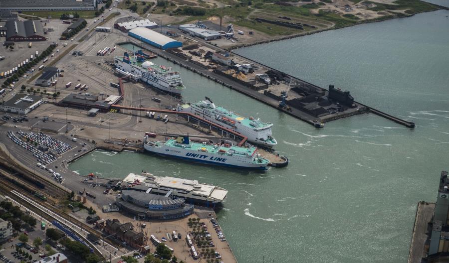Port Ystad szwedzką bramą do Polski