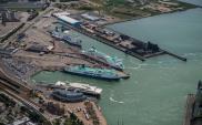 Ruch rośnie w Port of Ystad