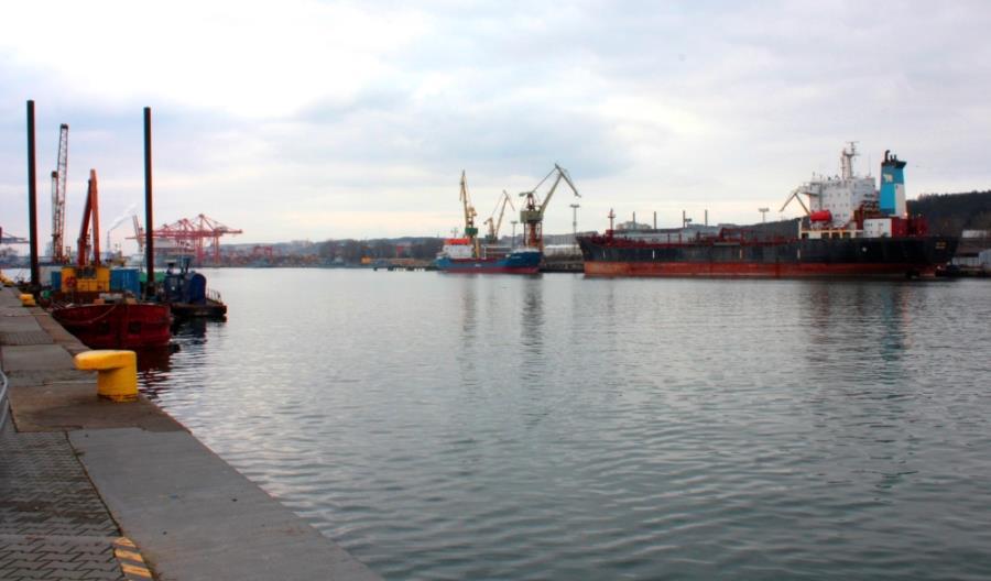 Nabrzeże Włoskie w Porcie Gdynia zostanie przebudowane