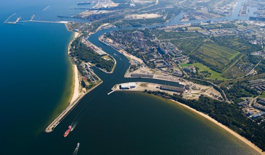 Kolejne umowy na inwestycje w Porcie Gdańsk podpisane