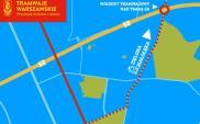 Tramwaje Warszawskie zlecają koncepcję wiaduktu dla trasy na Zieloną Białołękę