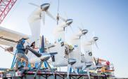 Ogromny latawiec wprowadza nowe spojrzenie na energetykę