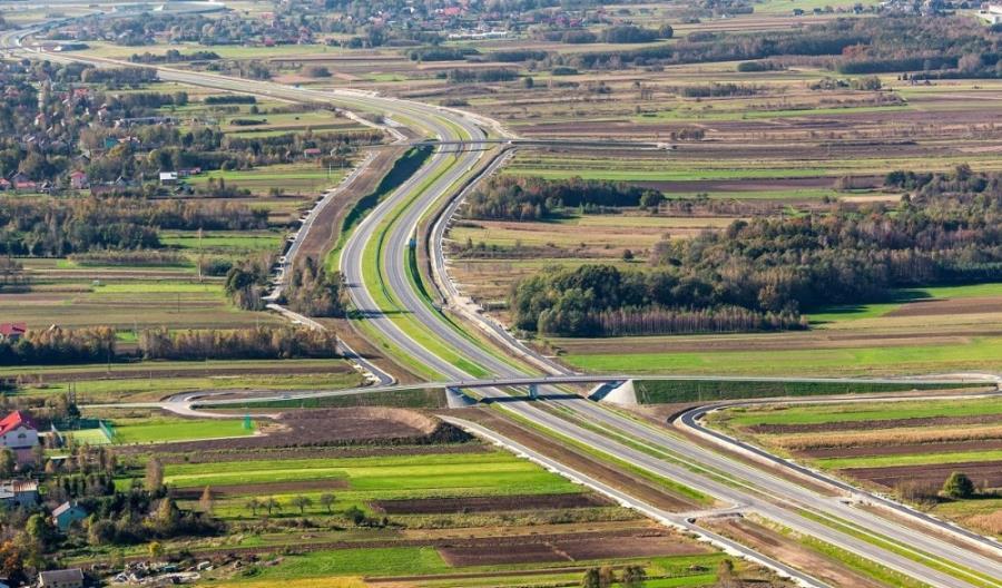 BGK pozyskał 500 mln euro na budowę drogi S61
