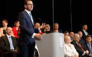 Morawiecki: Przyspieszymy budowę DK-74, zbudujemy obwodnice