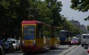 Łódź: Wakacyjna wymiana torów na Narutowicza
