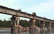 Najniebezpieczniejszy most w Rosji przestał nadawać się do użytku