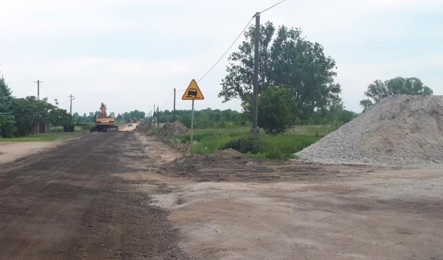 Wielkopolskie: Powiatowa trasa w nowym standardzie