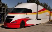Shell i AirFlow przetestowali ekologiczną ciężarówkę Starship