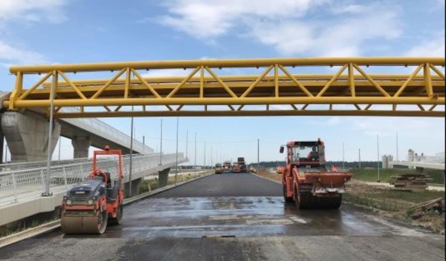S5 Poznań – Wronczyn. Podwykonawcy mają wrócić na budowę w tym tygodniu