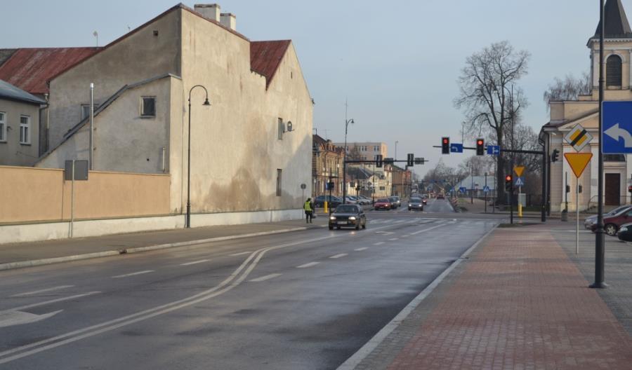 Suwałki: Startuje kolejny etap przebudowy DW-653