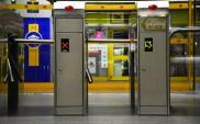 Metro: Przebudowa stref bramek biletowych będzie kosztować 5 mln zł