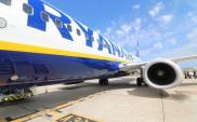 Trzy samoloty Ryanaira uziemione przez pęknięte mocowania