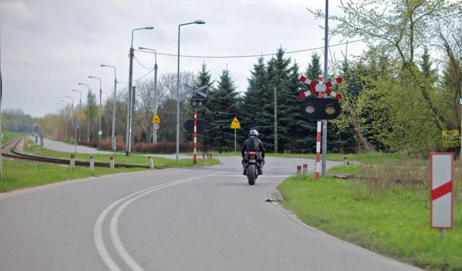 194 mln zł dla PKP PLK na poprawę skrzyżowań linii kolejowych z drogami