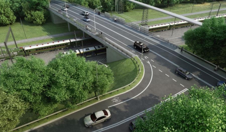 Wrocław: Umowa na budowę Alei Wielkiej Wyspy podpisana