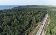 Zachodniopomorskie: Odcinek DW-102 biegnący wzdłuż brzegu Bałtyku otwarty