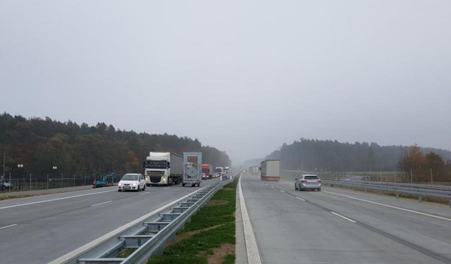 Z Warszawy do Białegostoku można już jeździć w pełni ekspresowo. S8 otwarta