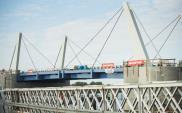 Most w Sobieszewie na finiszu
