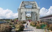Szwedzcy architekci chcą aby ludzie w Sztokholmie mieszkali pod mostem