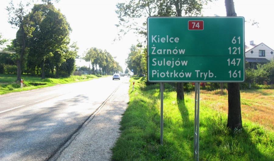 Dziewięć ofert na projektowanie S74 Łagów – Jałowęsy