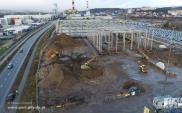 Port Gdynia buduje nowoczesny magazyn wysokiego składowania