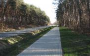 Świętokrzyskie: Powstał nowy chodnik przy DK-79