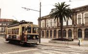 Transport szynowy w Porto