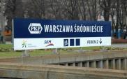 Warszawa: Łącznik między Dw. Śródmieście a metrem tylko do patelni?