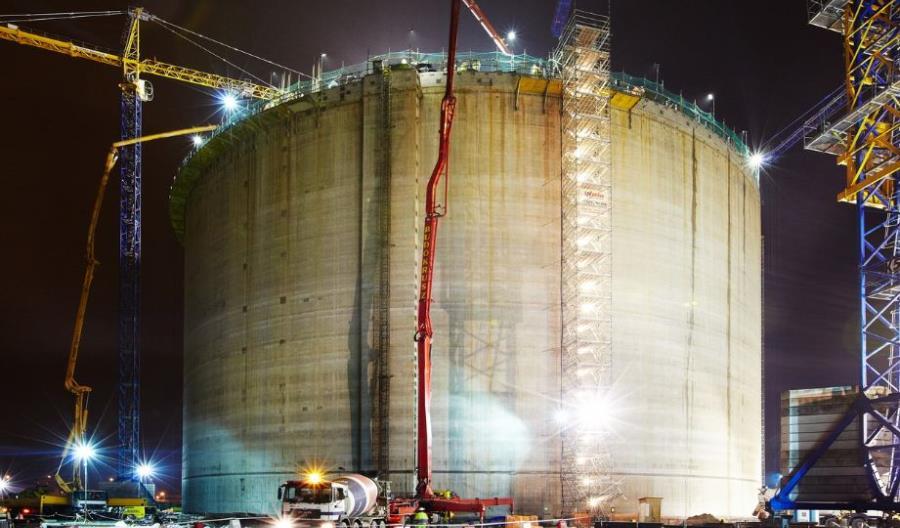 Zielone światło dla rozbudowy terminala LNG